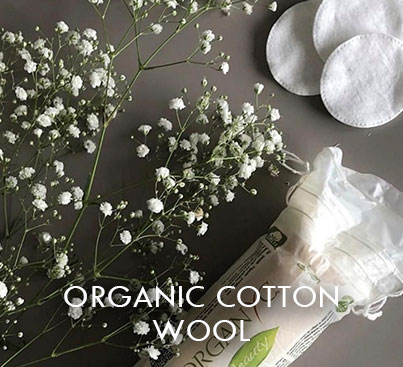 ORGANYC 100% Organic Cotton Wool Products