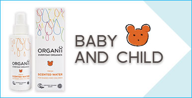 ORGANii Organic and Natural Skin Care - Organic Baby and Child Skin Care