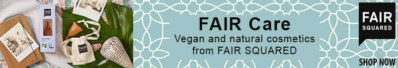 Fair Squared 100% Natural, Organic and Fair Trade Skin Care Products