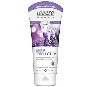 Lavera Body Lotion Calming Body Lotion Organic lavender Body Lotion