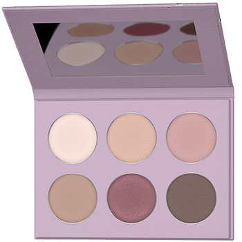 Lavera Limited Edition Pastel Eyeshadow Palette Blooming Pastel 02