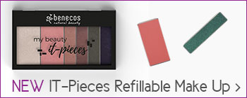 benecos natural beauty - IT-Pieces Refillable Make Up - Match and Mix Natural Make Up