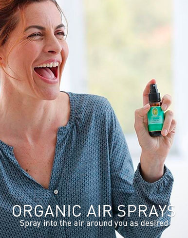 Primavera Life Certified Natural Skin Care and Aromatherapy - Organic Air Spray