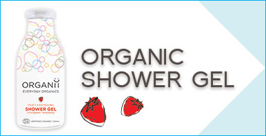ORGANii Organic and Natural Skin Care - Organic Shower Gel
