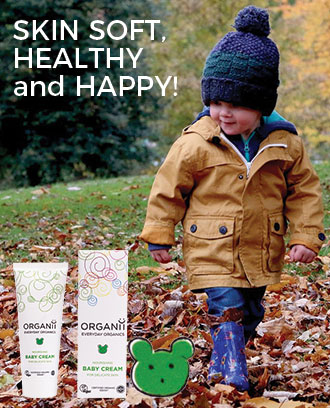 Organii Everyday Organics - Organic and Natural Skin Care for Baby and Children