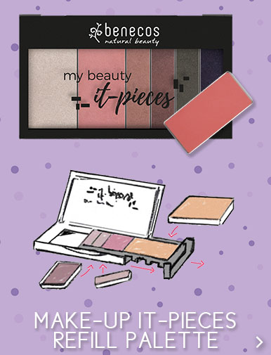 Benecos Natural Beauty - Natural IT-Pieces Refillable Make Up