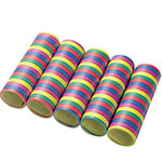 Fair Zone Paper Streamers FSC Paper Recycled Paper