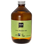 Fair Squared Lime Shower Gel Zero Waste Fair Trade