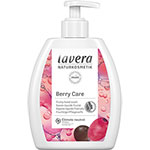 Lavera Berry Care Natural and Organic Hand Wash with Goji Berry and Acai