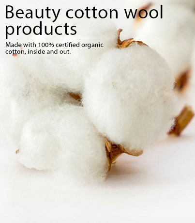 ORGANYC - 100% Organic Cotton Wool products