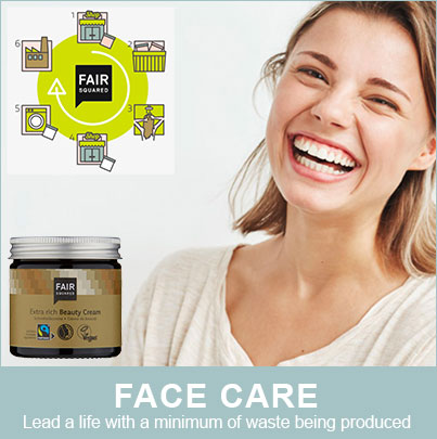 Fair Squared - ZERO WASTE Natural and Organic Face Creams