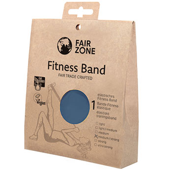 Fair Zone Fitness Band Workout Bands Fair Trade Pravera