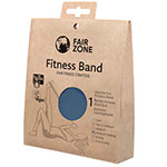 Fair Squared FAIR ZONE - Natural and Fairtrade Fitness Band