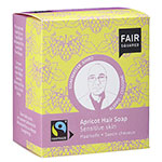 Fair Squared Apricot Hair Soap Sensitive Scalp Hair Care