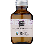 Fair Squared Apricot Facial Mask for Normal Skin with Fairtrade Ingredients