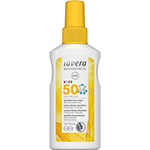 Lavera Kids SPF50 Sensitive Sun Lotion Natural and Organic Sunscreen