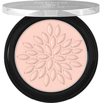 Lavera Natural Glow Highlighter Organic Highlighter Rosy Shine