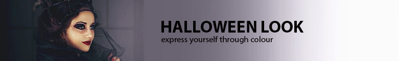 Lavera Organic and Natural Cosmetics - Halloween Look - Express yourself through colour