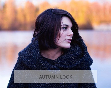 Lavera Organic and Natural Make Up - Autumn Look