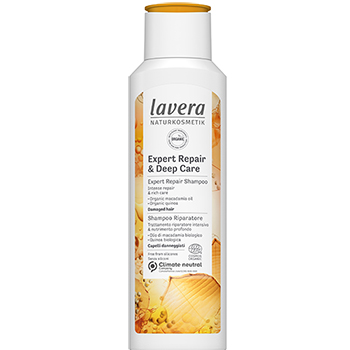Lavera Shampoo Expert Repair and Deep Care Organic Shampoo