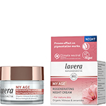 Lavera Night Cream My Age Regenerating Night Cream for Mature Skin