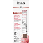 Lavera My Age Eye and Lip Contour Cream for Mature Skin