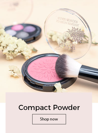 Lavera Organic and Natural Skin Care and Cosmetics - Lavera Natural Cosmetics Compact Powder, Rouge and Bronzer