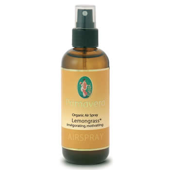 primavera life air spray lemongrass organic