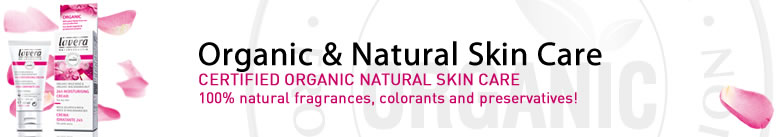 Lavera Organic & Natural Skin Care and Cosmetics