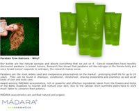 Madara eco cosmetics & skincare - eco hair organic shampoo and organic conditioner